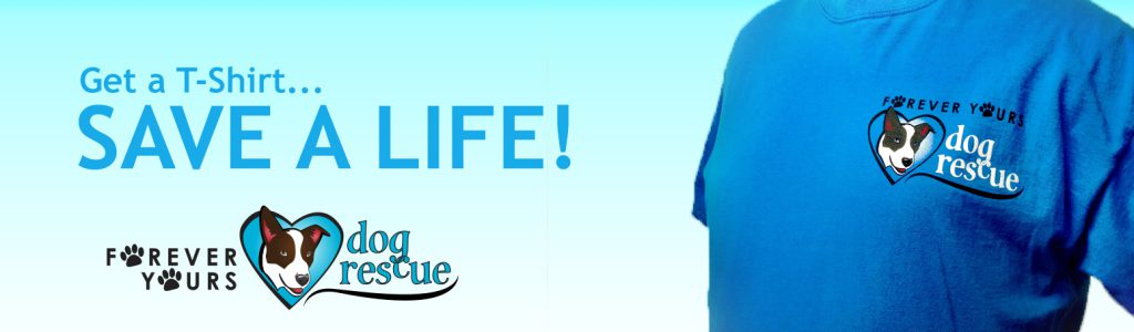 Get a T-shirt Save a life!